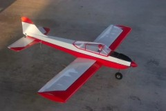 Supersport 46 model airplane plan