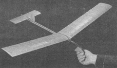 Svihak model airplane plan