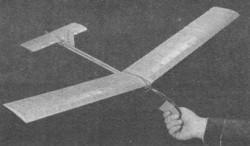 Svihak model airplane plan
