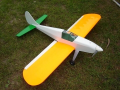 Tumbalina model airplane plan