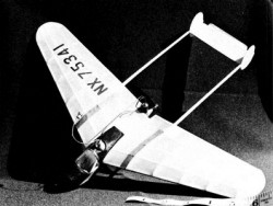 Tea Kettle model airplane plan