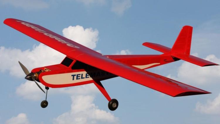 Telemaster 40 Deluxe model airplane plan