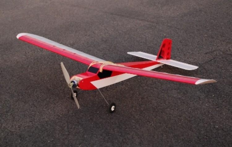 Telemaster Junior model airplane plan