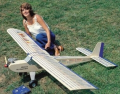 Telemaster Senior model airplane plan