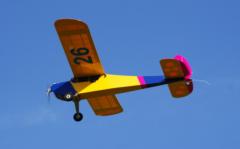 Telemachus model airplane plan