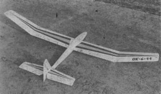 Terej 2 model airplane plan