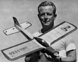 The Scorcher model airplane plan