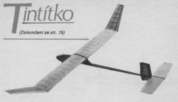 Tintitko model airplane plan