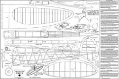Topper model airplane plan