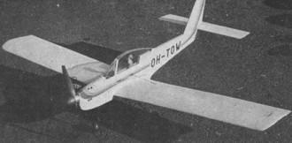 Towmaster model airplane plan