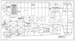 Turner Special model airplane plan