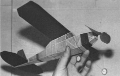 Twirp  model airplane plan