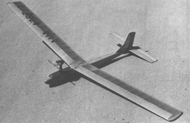 Tyro model airplane plan