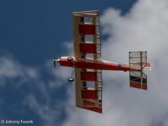Micro Ultra Stick model airplane plan