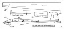 VSO 10 model airplane plan