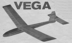 Vega model airplane plan