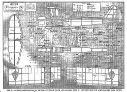 Venture 42in model airplane plan