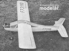 Vipan model airplane plan