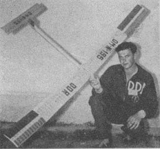Vitezna A2 model airplane plan