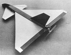 Vixen model airplane plan