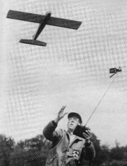 Volta model airplane plan