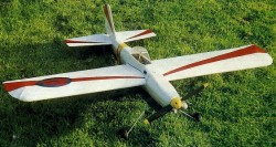 Wight Witch model airplane plan