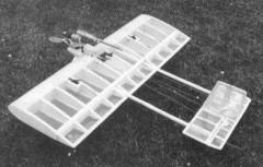 Wild Thing model airplane plan