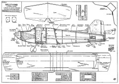 Wildthing model airplane plan