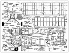 Windy Joe model airplane plan