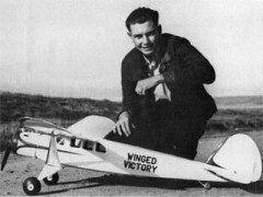 Winged Victory  model airplane plan