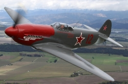 Yakovlev Yak 3 model airplane plan