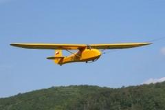 Z-24 Krajanek model airplane plan