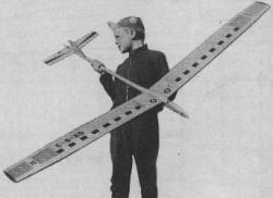 Zenit model airplane plan