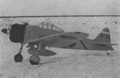 Zero model airplane plan