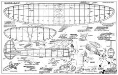 Zipper A Comet 32in model airplane plan