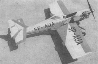 Zlin Z-50L model airplane plan