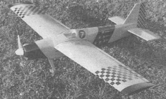 Zuch model airplane plan