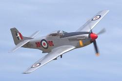 Mustang P 51 model airplane plan