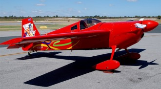 AKRO-804M model airplane plan