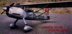 Arado AR-76 model airplane plan