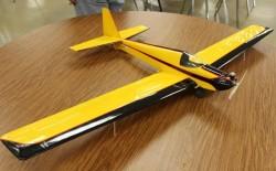 FOUR 9 IER  RF-4 model airplane plan