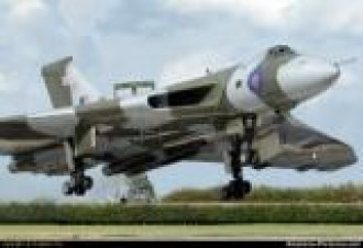 Avro Vulcan model airplane plan