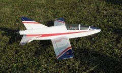Bede BD-5 model airplane plan