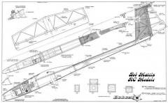Bobcat model airplane plan