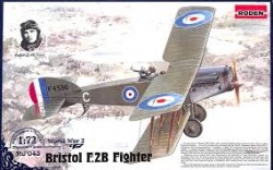 Bristol Fighter model airplane plan