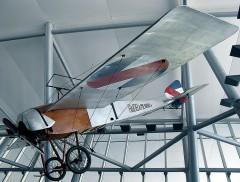 Castaibert II model airplane plan
