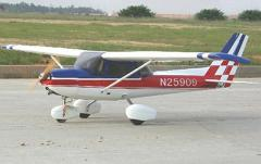 Cessna150 model airplane plan