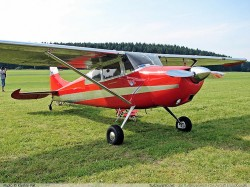 Cessna 170A model airplane plan
