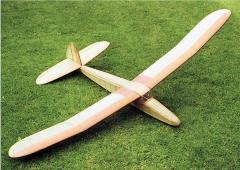 KK Chief model airplane plan