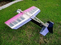 WF YAK model airplane plan
